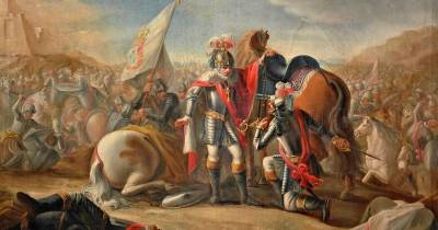 La batalla de Aljubarrota