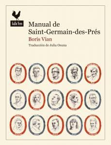 Boris Vian y su Manual de Saint-Germain-des-Prés