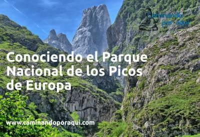 Conociendo el Parque Nacional de los Picos de Europa - Rutas de Senderismo