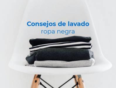 Cómo lavar ropa negra para que mantenga el color