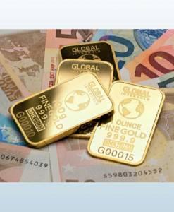 La seguridad financiera a través del oro esta en tus manos – La vida de alguien…