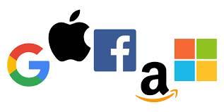 Cómo ganan dinero Google, Apple, Facebook, Amazon y Microsoft