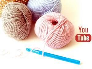 Curso básico de crochet medio punto o punto bajo