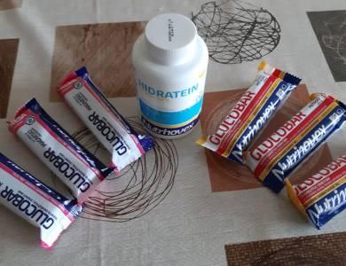 Probando productos Nutrinovex