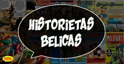Historietas Bélicas, el cómic basado en Guerras - Historietamania. com