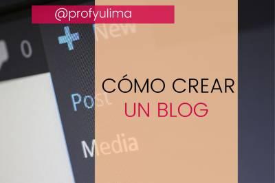 Crear un Blog para Ganar Dinero