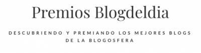 Premio Blog del Día  – blogdeldia. org