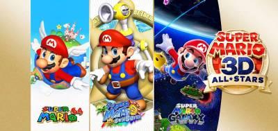 Super Mario 3D All-Stars: Así no se celebra el 35 aniversario de Mario, Nintendo