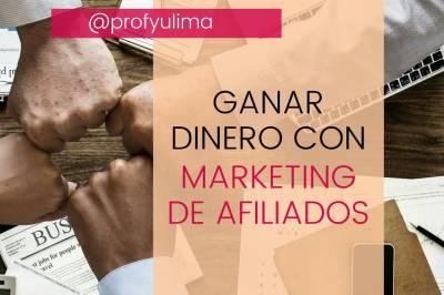 Gana Dinero Con Marketing De Afiliados