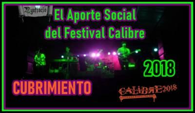 El Aporte Social Del Festival Calibre 2018