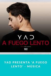 Yad presenta 'A Fuego Lento' - Música - Munduky