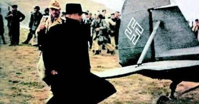 Los últimos meses del fascismo en Italia