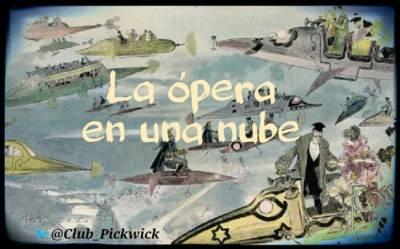 Letras Prestadas: La ópera en una nube