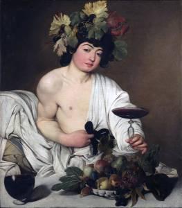 Caravaggio – Baco