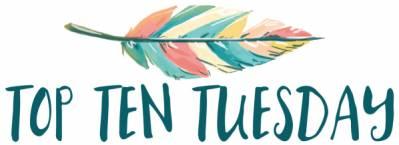 Top Ten Tuesday - 15 de Septiembre de 2020