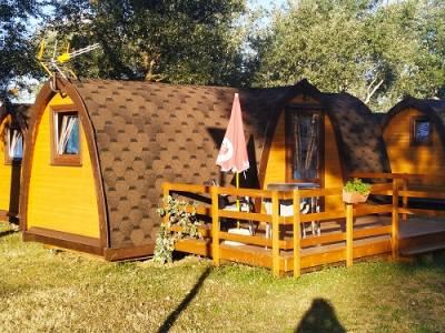 Camping Puerta de la Demanda, un refugio en plena naturaleza