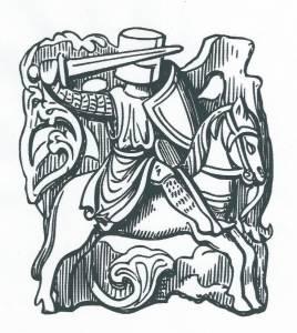 Los caballeros de la Iglesia - Capítulo XXIII (2) Momentos de apuro