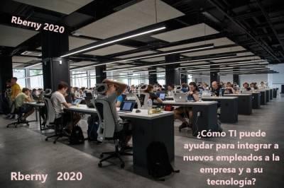 Integración usuarios nuevos Rberny 2020 - Sitio Rberny