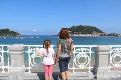 San Sebastián con niños: Qué ver y hacer