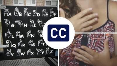 Sintaxis en los subtítulos para sordos