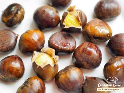 4 maneras de pelar castañas de forma fácil | Cocinando Vengo