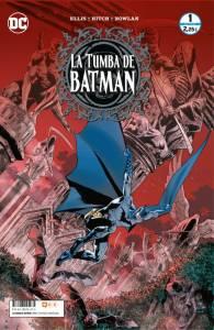 La tumba de Batman, de Ellis y Hitch   Reseñas   Blog de Comics