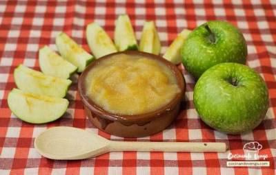 Cómo hacer compota de manzana casera | Cocinando Vengo