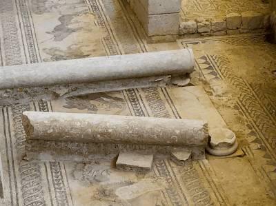 La villa romana de Salar