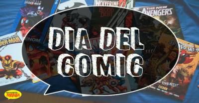 Día del Comic, Te regalamos dos comics digitales
