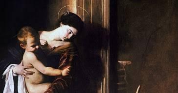 .: Los Martes de Caravaggio: La Virgen de Loreto – PINTORES ITALIANOS