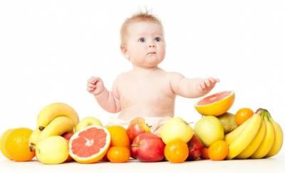 Tabla De Alimentación Para Bebés Y Niños