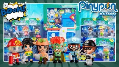 Pinypon Action, tenemos todas las novedades