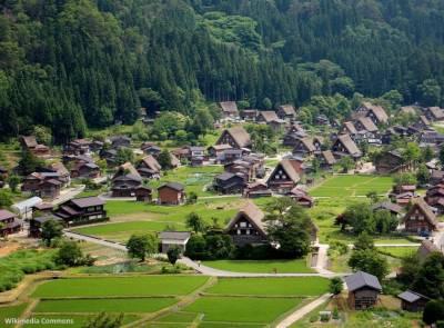 Itinerarios por los Alpes Japoneses