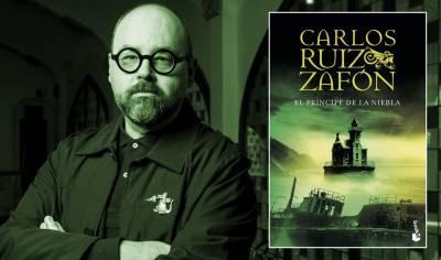 Reseña de 'El Príncipe de la Niebla', de Carlos Ruiz Zafón (1993)