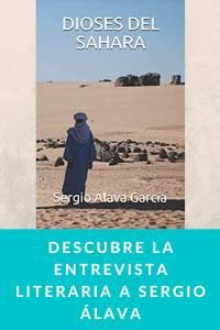 Descubre la entrevista literaria a Sergio Álava - Munduky