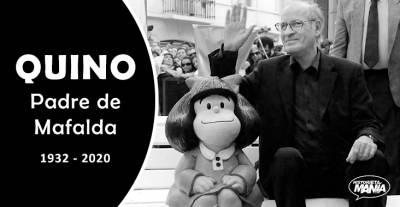 Muerte de Quino, padre de Mafalda