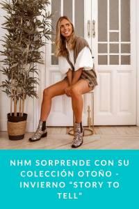 """NHM sorprende con su colección otoño - invierno """"Story to Tell"""" - Munduky"""