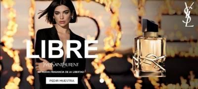Muestras Gratis Perfume Libre Intense De Yves Saint Laurent