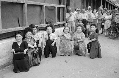 Los 7 enanitos de Auschwitz