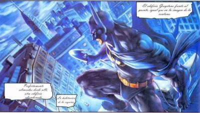 Reseña de Batman: Hong Kong