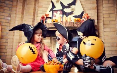 Actividades de Halloween para Niños. Ideas para pasarlo de miedo