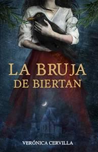 Reseña: La bruja de Biertan, de Verónica Cervilla