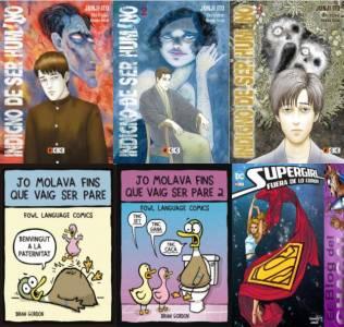 Indigno De Ser Humano (1 A 3), Jo Molava Fins Que Vaig Ser Pare (1 Y 2) Y #supergirl: Fuera De Lo Común