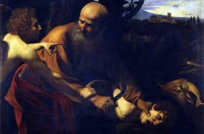 Cosas De Historia Y Arte: Los Martes De Caravaggio: El Sacrificio De Isaac