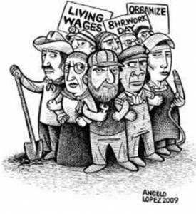 Como Surgió El Movimiento Obrero