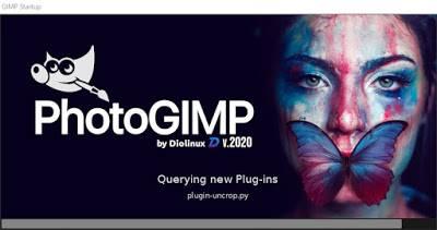 PhotoGIMP - Tu Gimp con la interfaz de Photoshop