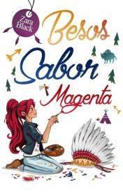 #Reseña Besos sabor Magenta - TQST 2.5 - Zara Black