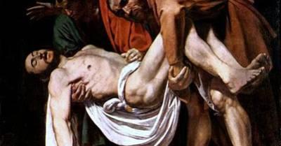 Cosas De Historia Y Arte: Los Martes De Caravaggio: El Entierro De Cristo