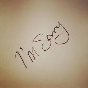 Una dosis generosa de perdón propio