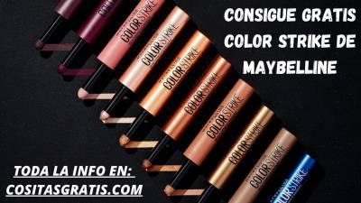 Maybelline Busca 250 Probadoras Para Color Strike